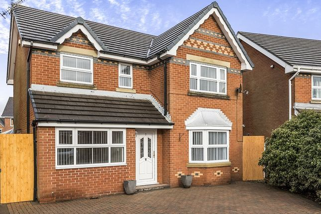 Thumbnail Detached house for sale in Countess Park, West Derby, Liverpool
