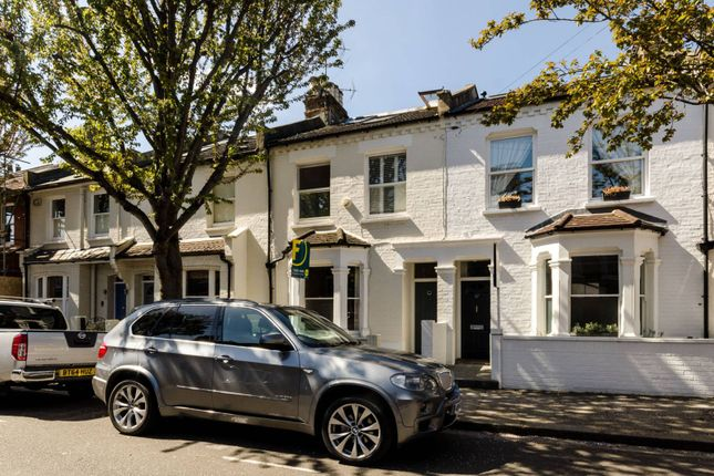 Thumbnail Terraced house for sale in Tasso Road, Barons Court