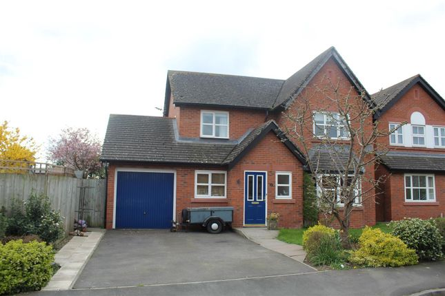 4 bed detached house for sale in Brockton Meadow, Worthen SY5