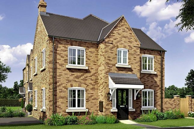 Thumbnail End terrace house for sale in Plot 12, The Dalby, The Swale, Corringham Road