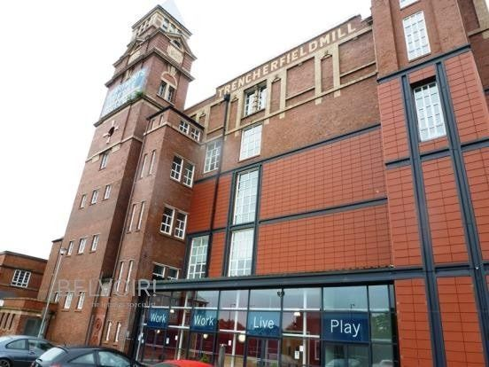 Thumbnail Flat to rent in Trencherfield Mill, Heritage Way, Wigan