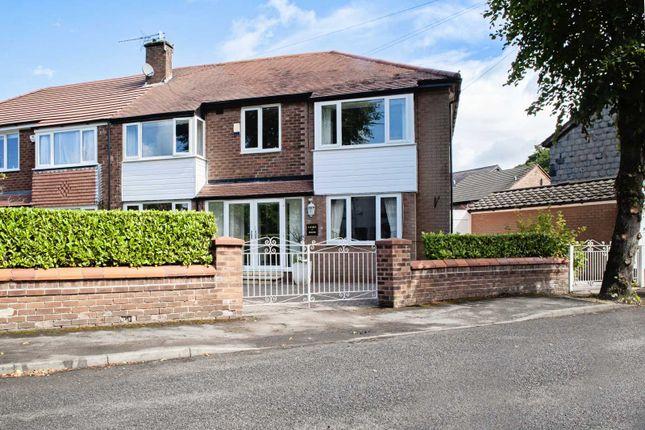 Thumbnail Semi-detached house for sale in Kensington Street, Hyde