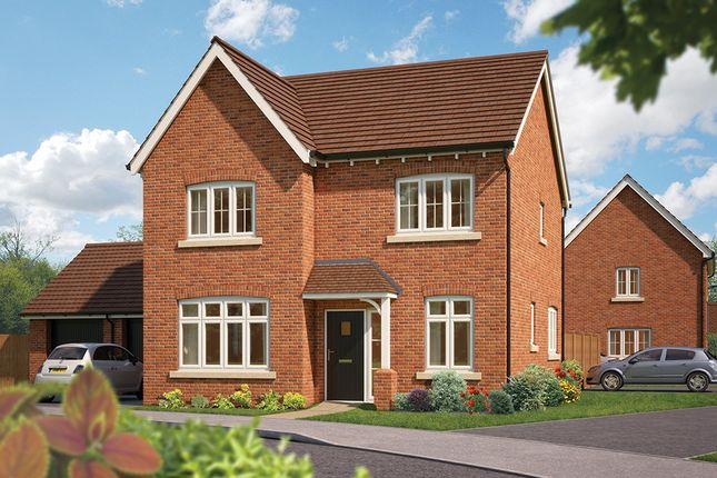"""4 bedroom detached house for sale in """"The Aspen """" at Lynchet Road, Malpas"""