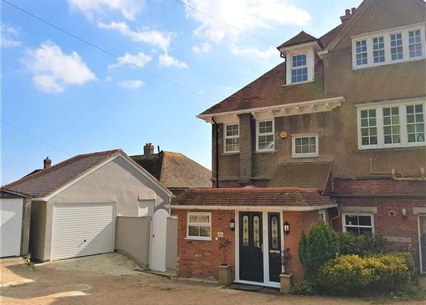Thumbnail Property for sale in North Road, Hythe