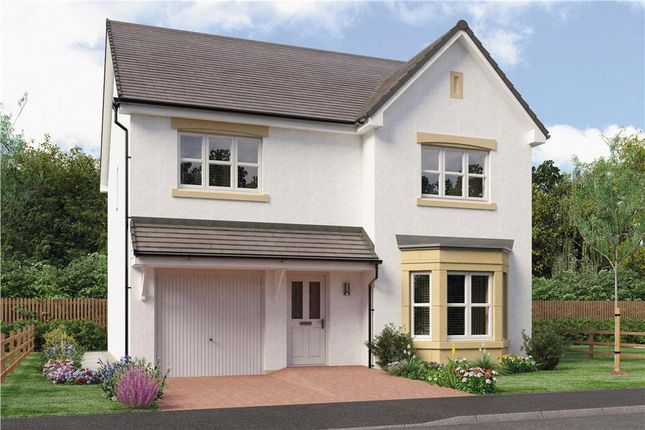 """Detached house for sale in """"Dale"""" at Springhill Road, Barrhead, Glasgow"""