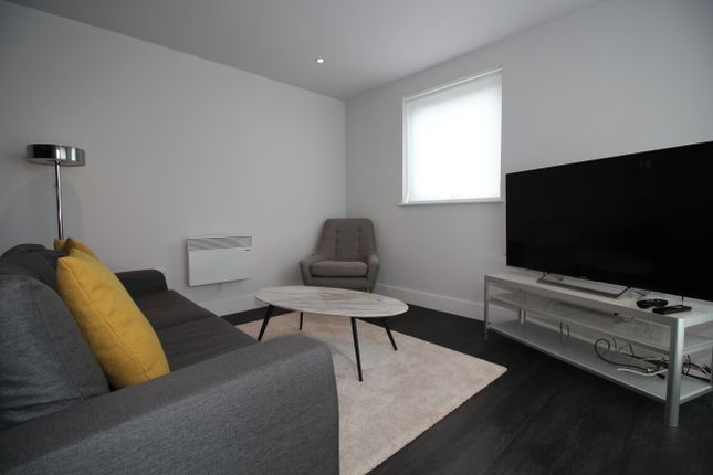 Thumbnail Flat to rent in Aria Apartments, Chatham Street, Leicester