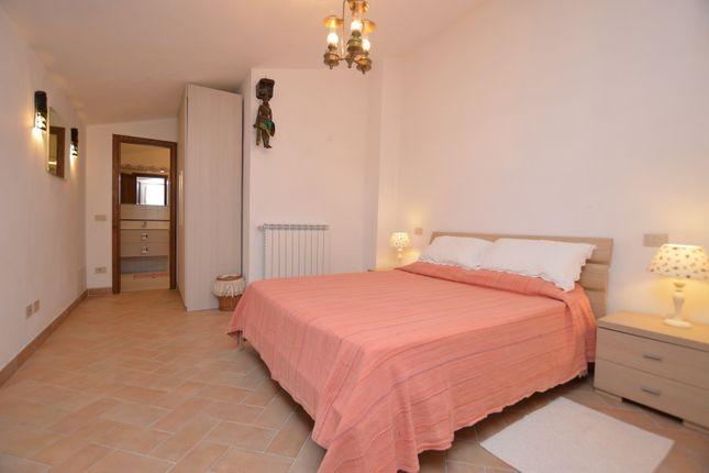 Bedroom of Villetta Clara, Massarosa, Lucca, Tuscany, Italy