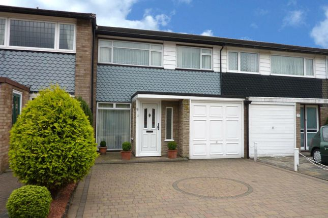 Thumbnail Terraced house to rent in Astra Close, Hornchurch