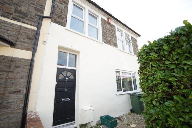 Thumbnail End terrace house to rent in Bishop Road, Bishopston, Bristol