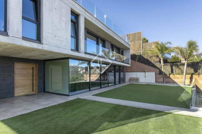 Thumbnail Villa for sale in Spain, Barcelona, Barcelona City, Vallvidrera / Tibidabo, Bcn25926