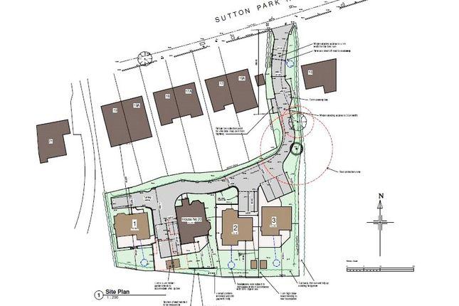Thumbnail Land for sale in Sutton Park Road, Kidderminster