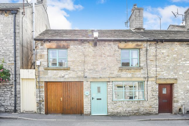 Thumbnail End terrace house for sale in Church Street, Tideswell, Buxton