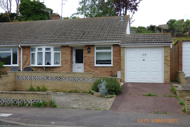 Thumbnail Bungalow to rent in The Knole, Faversham