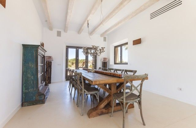 Dining Area of Spain, Mallorca, Ses Salines