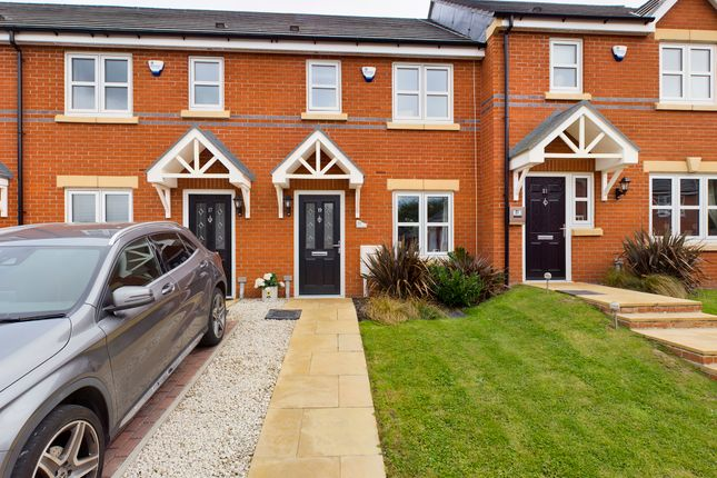 Terraced house for sale in Clayton Ley Close, Alfreton