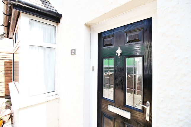 Thumbnail Terraced house for sale in Station Road, Llandaff North, Cardiff