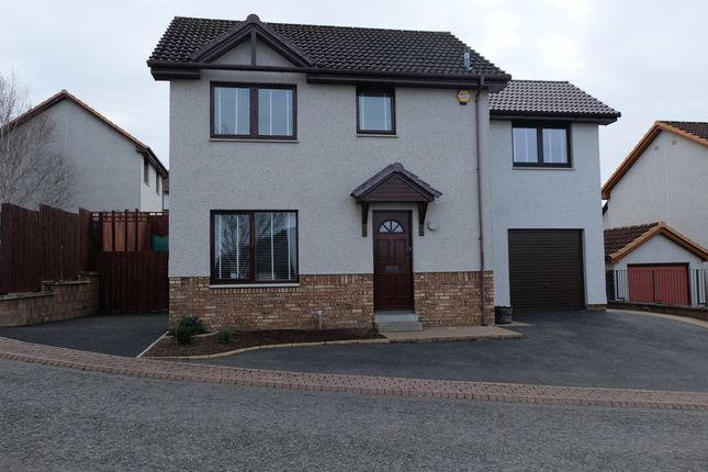 Thumbnail Detached house for sale in Neil Gunn Crescent, Inverness