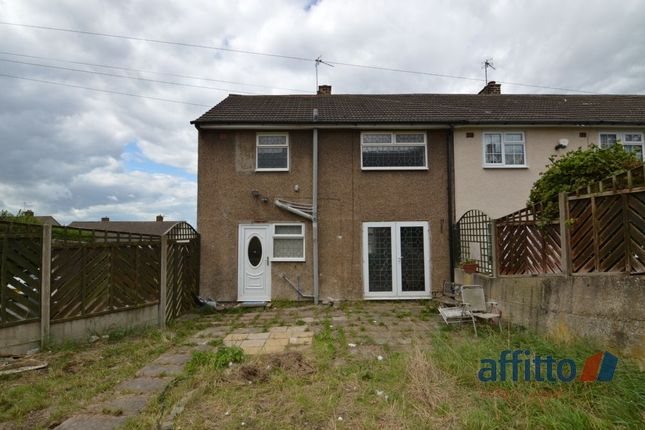 Thumbnail Semi-detached house to rent in Springfield Crescent, Bolsover, Chesterfield