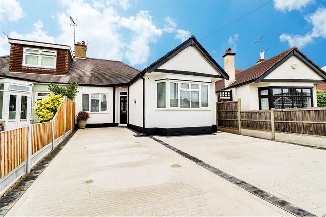 3 bed semi-detached bungalow for sale in Walsingham Road, Southend-On-Sea SS2