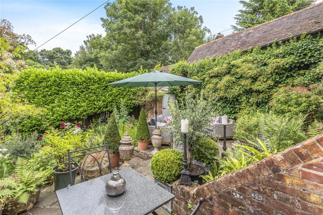 Upper Terrace of Taylor's Hill, Chilham, Kent CT4