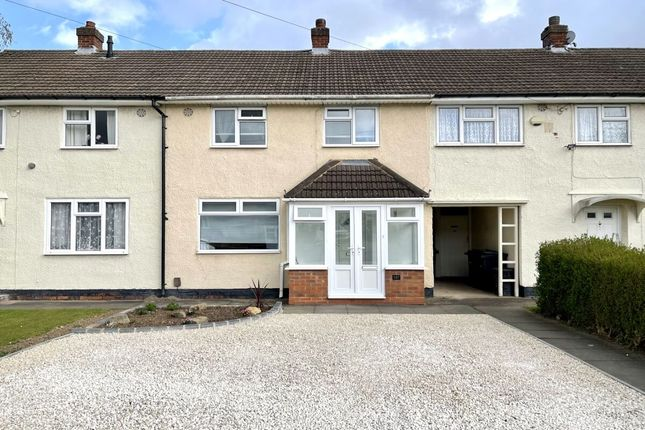Thumbnail Terraced house for sale in Shopton Road, Shard End, Birmingham