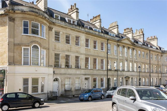 Thumbnail Terraced house to rent in St. James's Square, Bath, Somerset