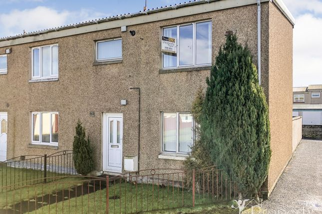 Thumbnail End terrace house for sale in Appledore Crescent, Bothwell