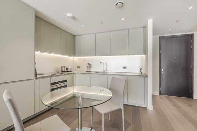 Kitchen of No.1, Upper Riverside, Cutter Lane, Greenwich Peninsula SE10