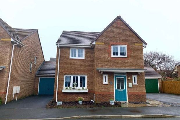 Thumbnail Property to rent in Bryn Uchaf, Llanelli