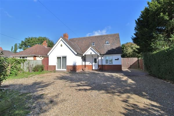 Thumbnail Detached house for sale in Freshfields, Felixstowe Road, Nacton, Ipswich