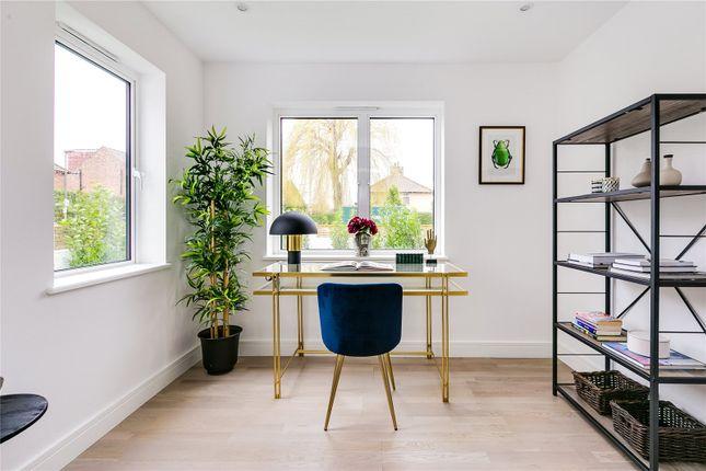 Study of Boileau Road, London SW13