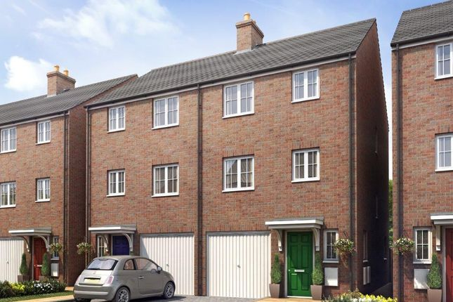 Thumbnail End terrace house for sale in New Homes, Scotts Road, Ware