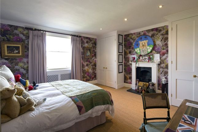 Bedroom of Chester Place, Regent's Park, London NW1