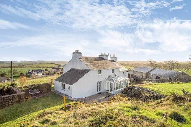 Thumbnail Detached house for sale in Llanfairynghornwy, Holyhead, Sir Ynys Mon