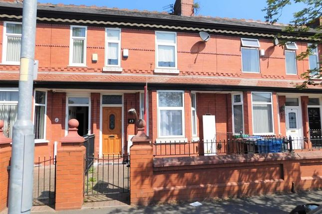 Thumbnail Terraced house for sale in Parkside Road, Fallowfield, Manchester