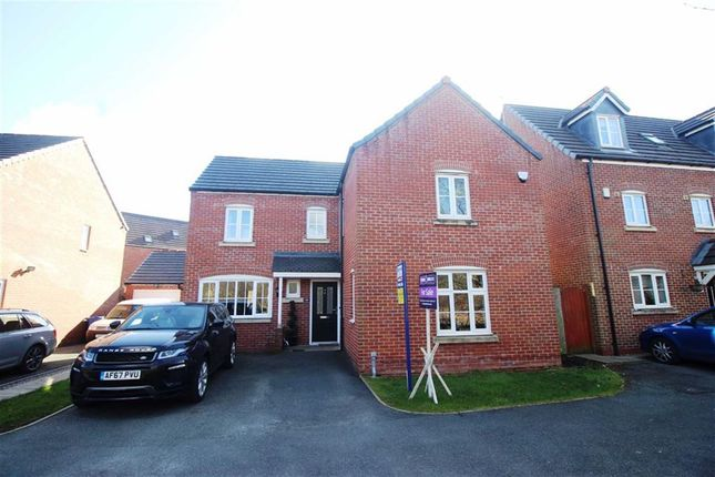 Thumbnail Detached house for sale in Vale Gardens, Ince, Wigan