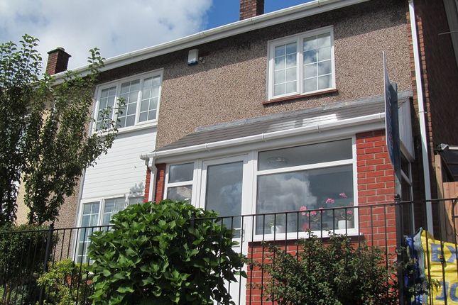 Thumbnail Property for sale in Davis Street, Plasmarl, Swansea.