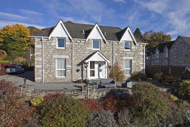 Thumbnail Detached house for sale in Elmwood, Lower Oakfield, Pitlochry