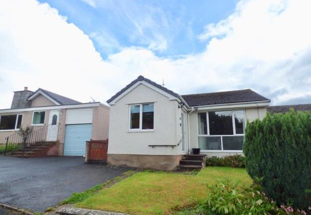 Thumbnail Semi-detached bungalow for sale in Glebe Road, Appleby-In-Westmorland, Cumbria