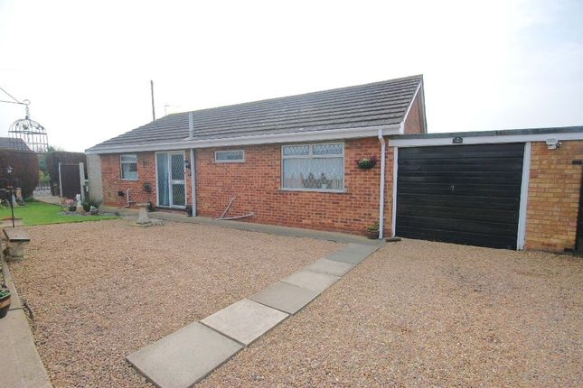 Thumbnail Detached bungalow for sale in Southfield Close, Churchtown, Belton