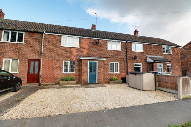 Terraced house for sale in Coronation Crescent, Epworth, Doncaster