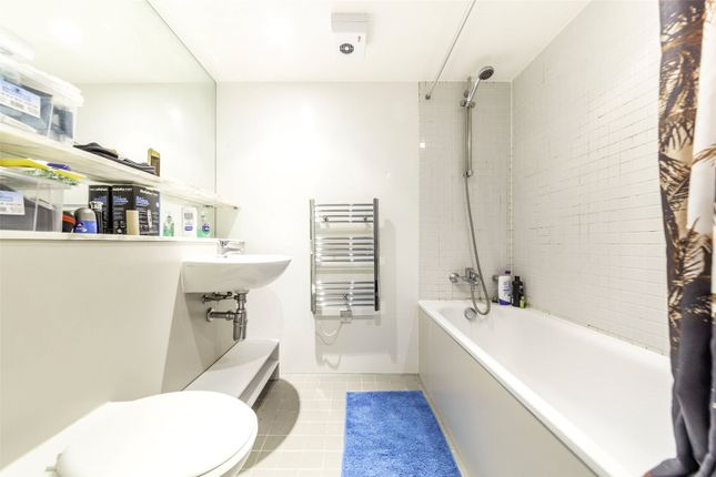 Bathroom of Alaska Building, Deals Gateway, London SE13