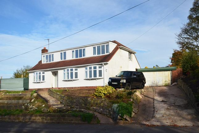 Thumbnail Detached bungalow for sale in Lightwood Road, Lightwood