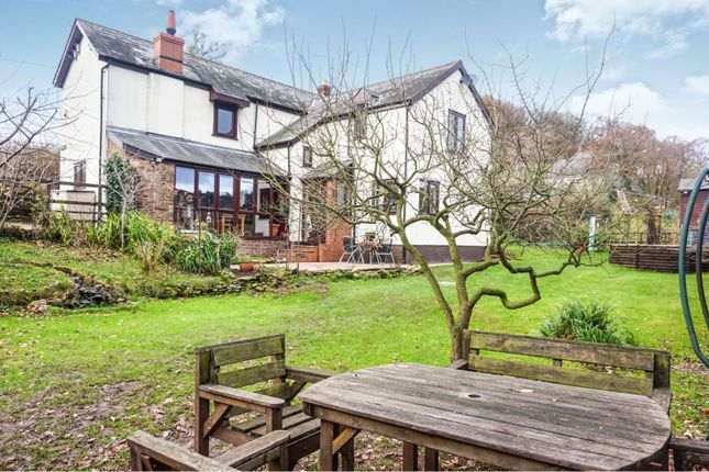 Thumbnail Detached house for sale in Manson, Monmouth