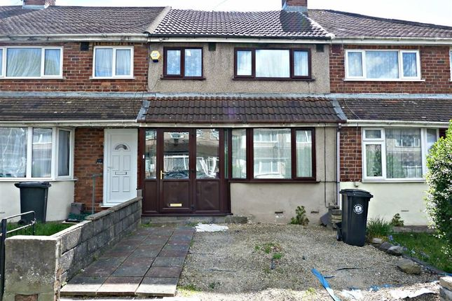 3 bed terraced house to rent in Leinster Avenue, Knowle, Bristol