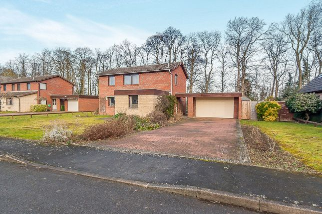 Thumbnail Detached house for sale in Robinswood, Wansford, Peterborough
