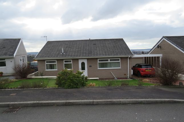 Thumbnail Detached bungalow for sale in Pennant Road, Llanelli
