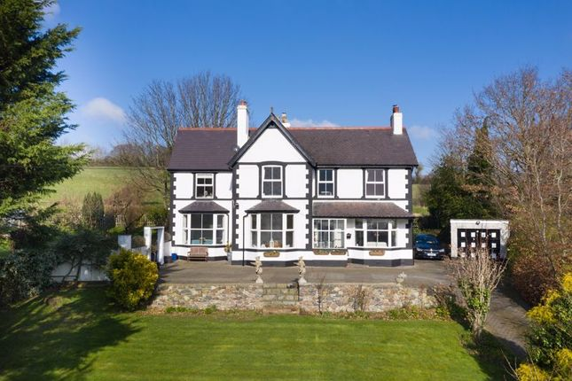 Thumbnail Detached house for sale in Pabo Lane, Llandudno Junction