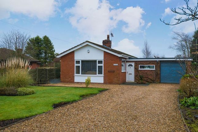 Thumbnail Detached bungalow for sale in Blue Stone Lane, Mawdesley, Ormskirk