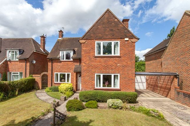 Thumbnail Detached house for sale in Hawthorne Way, Sonning, Berkshire